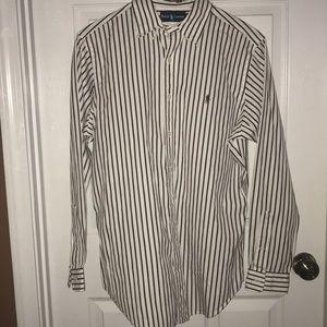 Ralph Lauren Long Sleeved Dress Shirt